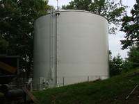 One of three water towers here in Ho-Ho-Kus